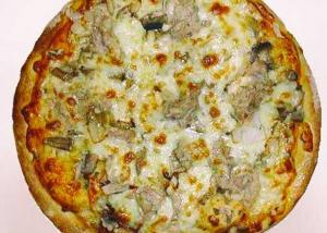 Пица со туна