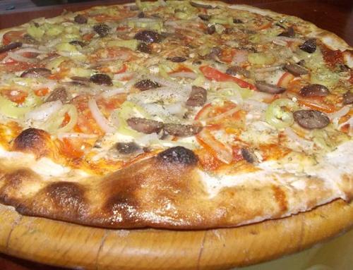 Летна Пица